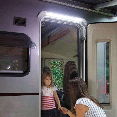 Fiamma LED bejárati lámpa