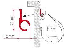 Fiamma Rail 300 adapter