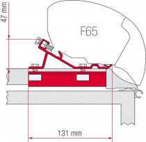 Fiamma Kit Fixing-Bar F65/F80 tetőcsomagtartó adapter