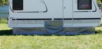 Szoknyatakaró lakókocsira, 450x60 cm