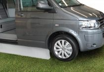Hindermann mágneses szélfogó buszra, furgonra 230x42 cm
