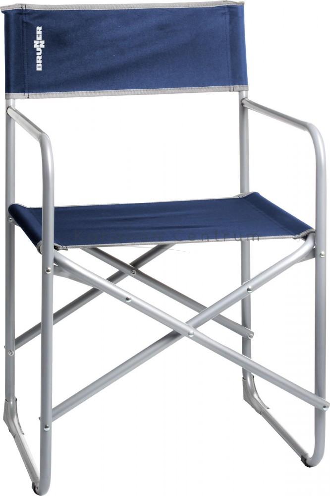 Brunner Django összecsukható rendezői szék, kék