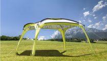 Brunner Medusa II pavilon 4x4 m, zöld