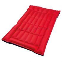 Felfújható matrac piros/kék, 200x130 cm