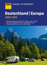 ADAC Camping- und Stellplatzatlas 2018/2019