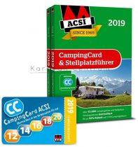 ACSI 2019 CampingCard & Stellplatzführer