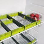 Purvario osztórendszer hűtőszekrény polcra