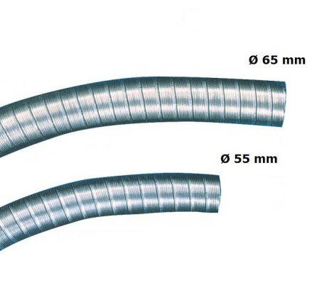 Truma AE 5 füstgázcső, ø65 mm