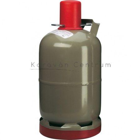 Acél gázpalack  5 kg-os