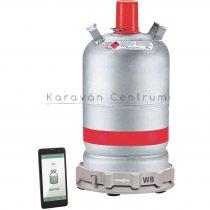 Brunner W8 Gascontrol elektronikus mérleg
