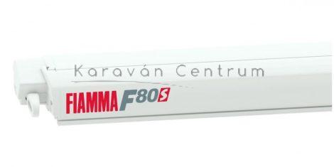 Fiamma F80S fehér előtető, 370 cm Royal grey