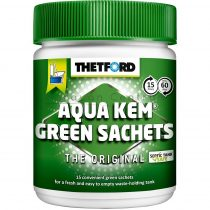 Aqua Kem Green Sachets lebontószer, 15x30 gramm