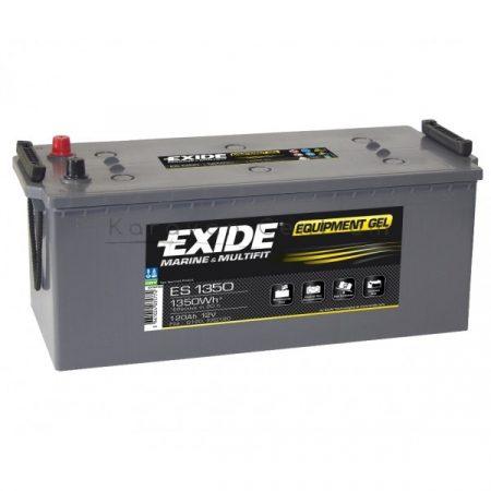 Exide Equipment GEL ES1350 zselés akkumulátor