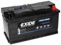 Exide Dual AGM EP 800 akkumulátor