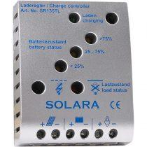 Solara SR135TL töltésvezérlő