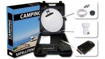 Megasat Campingkoffer HD műholdvevő