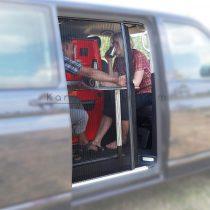 REMIcare Van szúnyogháló ajtó, T5/T6 Transporter
