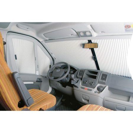 REMIfront árnyékoló Mercedes Sprinter oldalablakokra 2006-