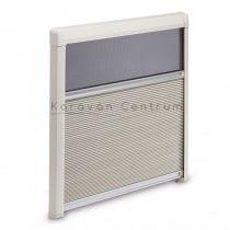 Dometic DB3H szúnyoghálós ablakroló,  735 x 700 mm