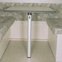 Kesseböhmer felhajtható asztalláb 675 mm, szürke