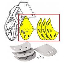 Fiamma Spacer Kit Safe Door távtartó, 4 db