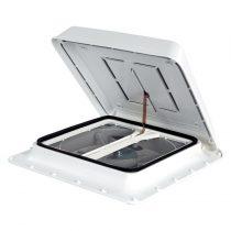 Fiamma TurboVent Premium 40 ventilátoros tetőablak, fehér