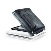 Fiamma TurboVent Premium 40 ventilátoros tetőablak, crystal