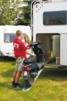 Fiamma Carry Moto motortartó felhajtóval