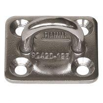 Fiamma Kit Square Pletes 4 db-os rögzítőtalp készlet