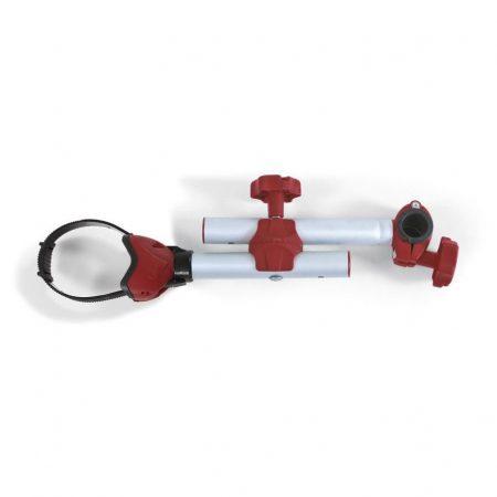 Fiamma Bike-Block Pro D1 kerékpárrögzítő kar, piros