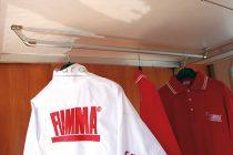 Fiamma Garage-Carry Rail ruhaakasztó sín