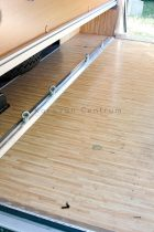 Fiamma Garage-Bars Premium 200 rakományrögzítő sínpár, 200 cm