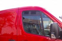 HKG vezetőfülke ablakszellőző, Sprinter 06-