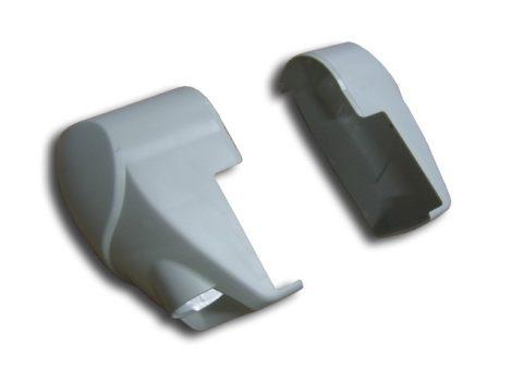 Thule/Omnistor 5003 végzáró burkolat fehér, 1 pár