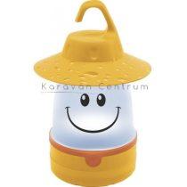 CL 7L gyermek LED lámpa, sárga