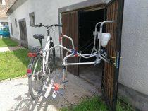 Használt Omni-bike kerékpártartó lift, 12V