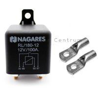 Nagares RL/180-12 multifunkciós relé