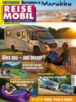 Reisemobil International 2016/10 + ajándék példány