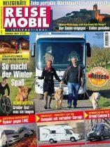 Reisemobil International 2017/01 + ajándék példány