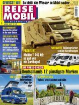 Reisemobil International 2017/04 + ajándék példány