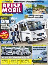 Reisemobil International 2017/05 + ajándék példány
