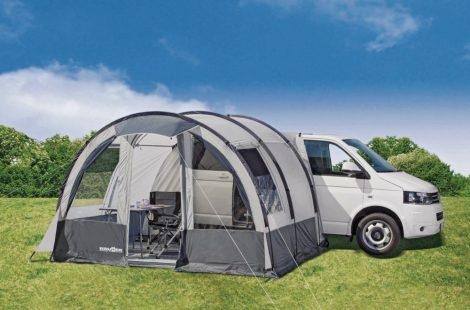 Brunner Beyond furgon/kisbusz elősátor