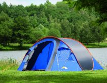 dwt Flexi 2 személyes Pop-Up sátor, kék