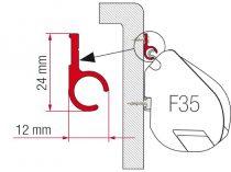 Fiamma Rail 400 adapter