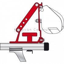Fiamma Kit Auto tetőcsomagtartó adapter