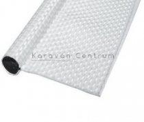 Textil kéder 5 mm-es, fehér