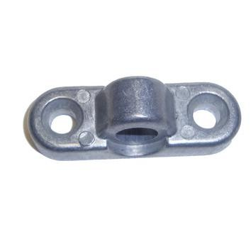Elősátor rögzítőszem alumínium, vízszintes felszerelés, 3 db
