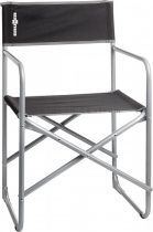 Brunner Django összecsukható rendezői szék, fekete