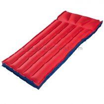 Felfújható matrac piros/kék, 198 x 74 cm