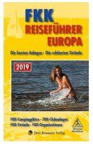 Európai naturista atlasz 2019